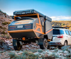 Sherpa Off-Road Camper