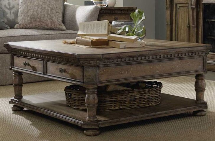 Sorella Coffee Table with Storage