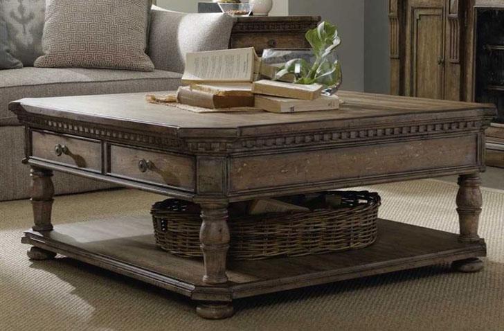 Sorella Coffee Table with Storage