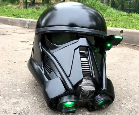 Star Wars Death Trooper Helmet V.3.0