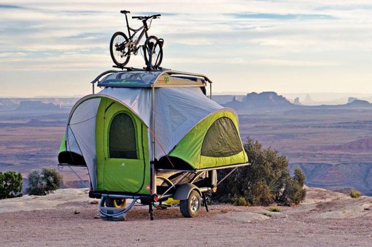 SylvanSport Adventure Camping Trailers