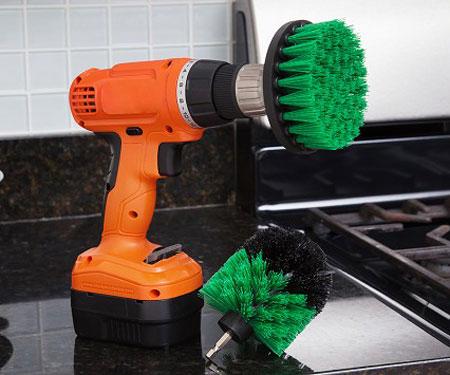 The Drill Brush