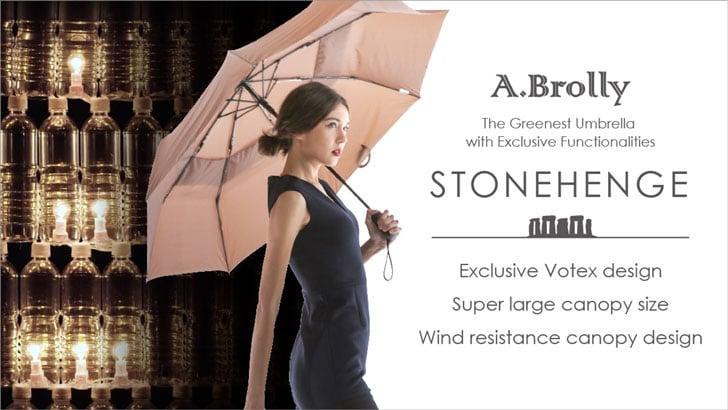 The Ultimate Umbrella