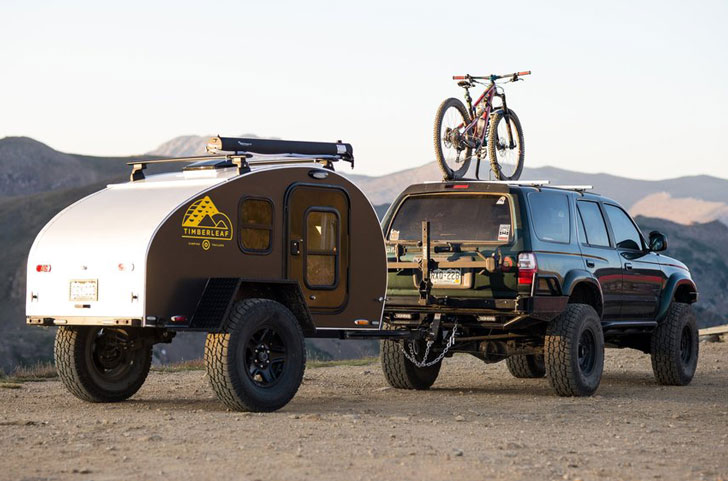 Timber Leaf Camping Trailers