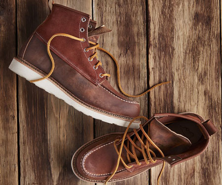 Todd Snyder Red Wing x Boots