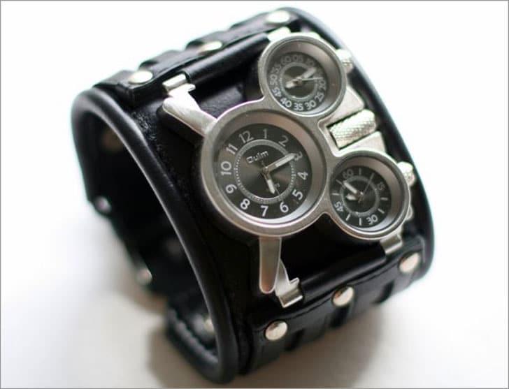 Tuareg-5 Steampunk Watch Bracelet