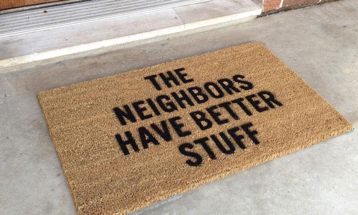Unique Doormats