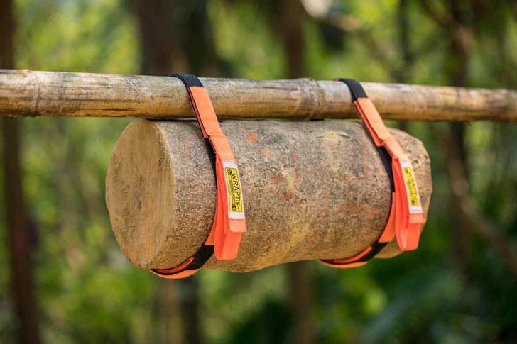 WRAPTIE™ Tie Down Straps