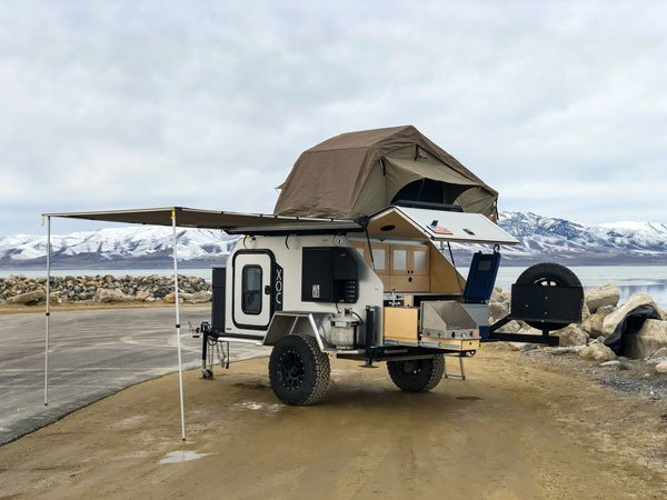 The XOC Extreme Overland Camper by VORSHEER