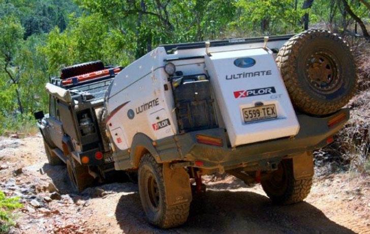 XPLOR GT Off Road Camper Trailer
