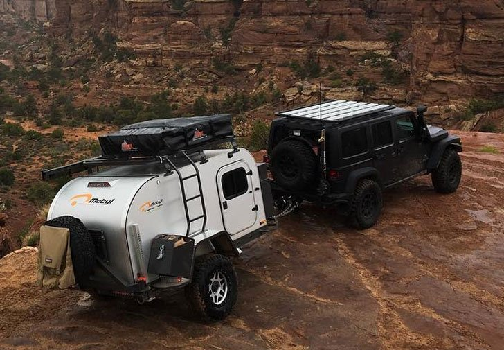 XTR — Moby1 Expedition Trailers