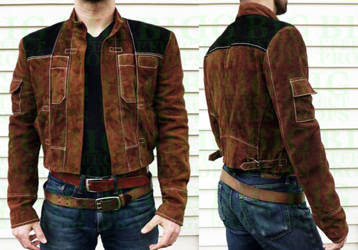 Young Rebel Pilot Jacket