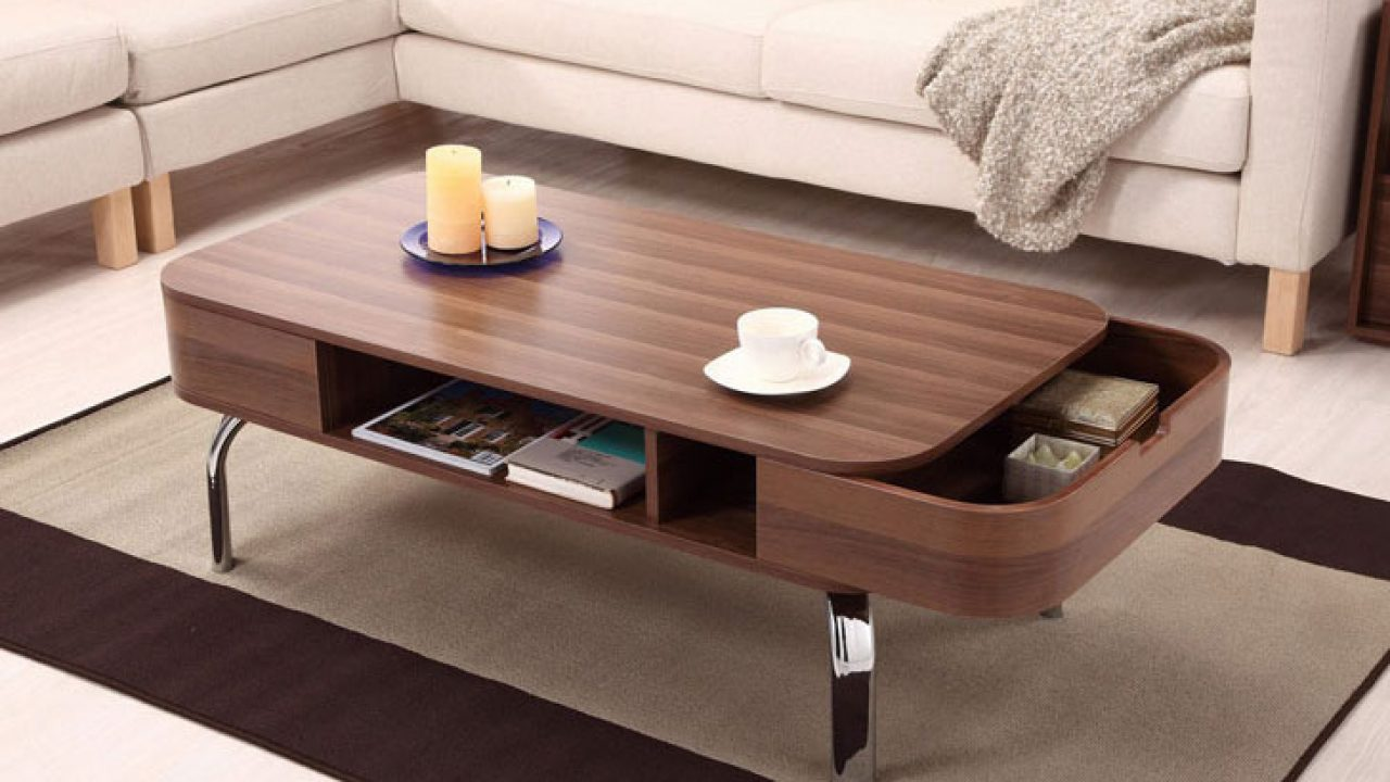 27 Best Coffee Tables With Storage You Can Buy Awesome Stuff 365