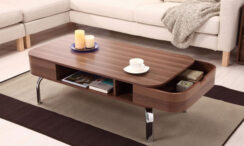 27 Best Coffee Tables With Storage You Can Buy