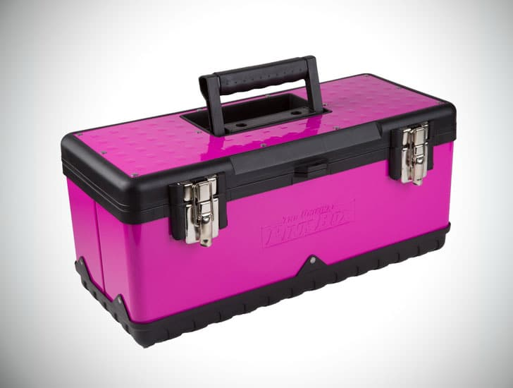 A Pink Toolbox