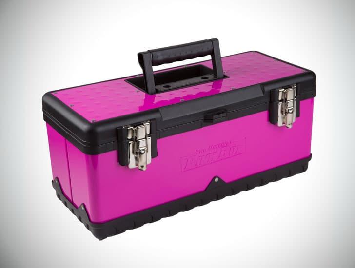 A Pink Toolbox