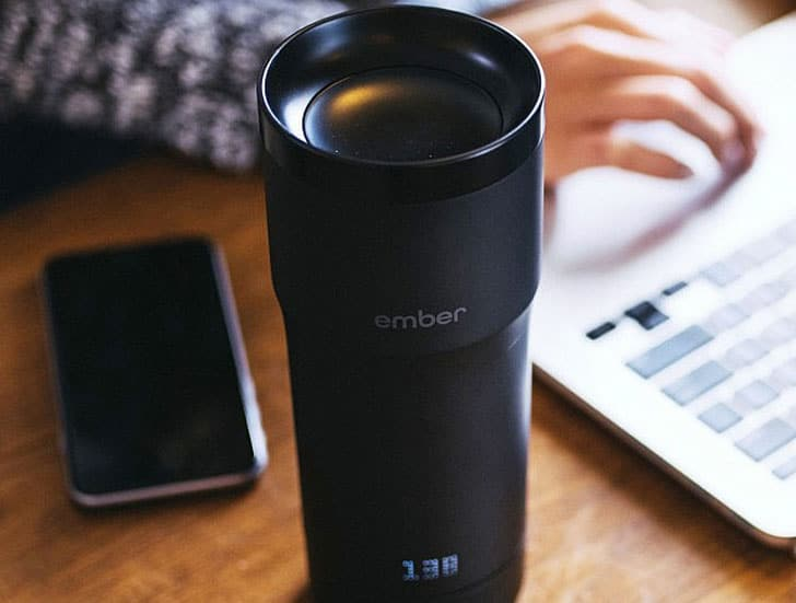 Adjustable Temperature Smart Mug