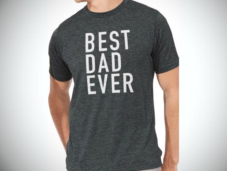 Best Dad Ever Tee
