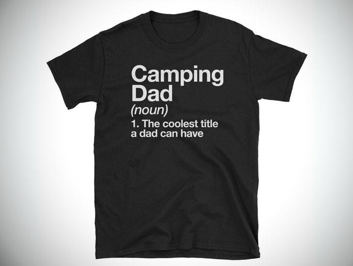 Camping Dad