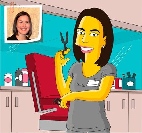 Cartoon Character Custom Portrait