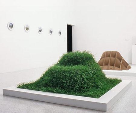 DIY Grass Chair