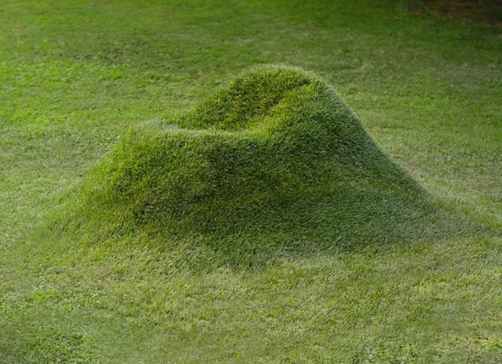 DIY Grass Chair