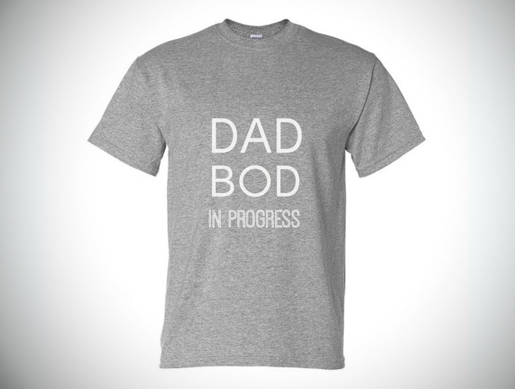 Dad Bod In Progress T-Shirt