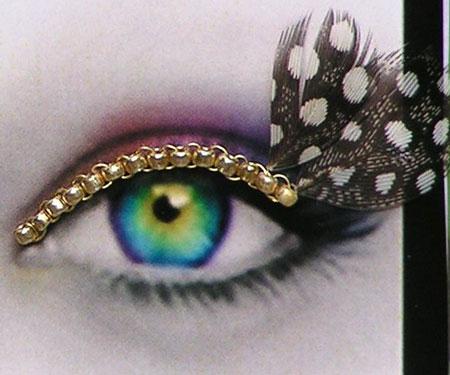 Eyelash Jewelry