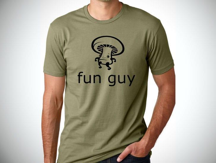 Fun Guy Funny T-Shirt