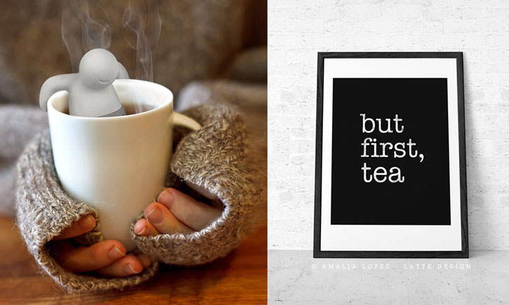 gifts for tea lovers - tea gift ideas