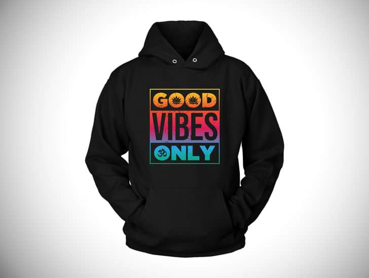 Good Vibes Only Apparel