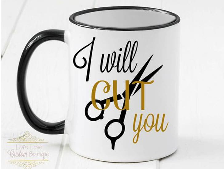 Hairdresser Coffee Mug