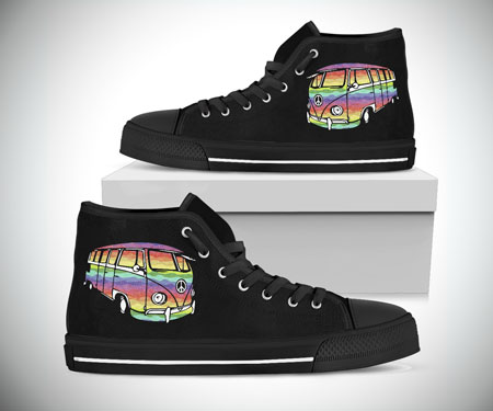 Hippie Van Hightops