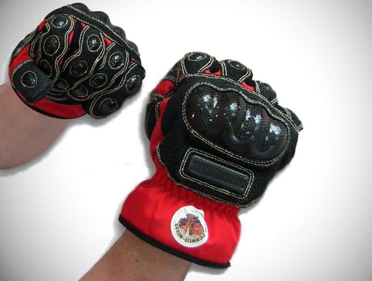 Indestructible Gloves