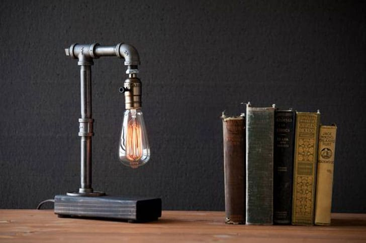 Industrial Edison Lamp