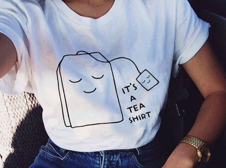 It's a Tea Shirt Saying T-Shirt - Gifts For Tea Lovers