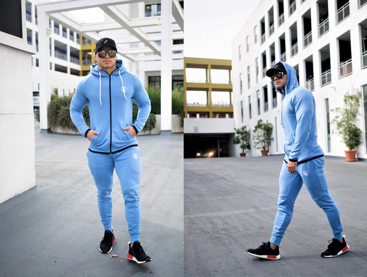 Mens Full Track Suit