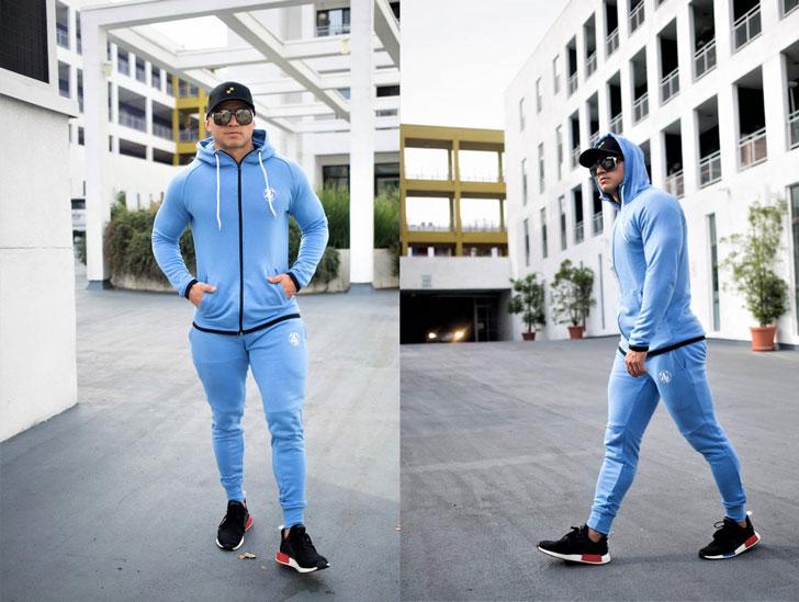 Mens Full Track Suit