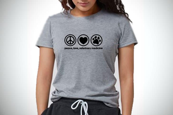 Peace Love & Veterinary