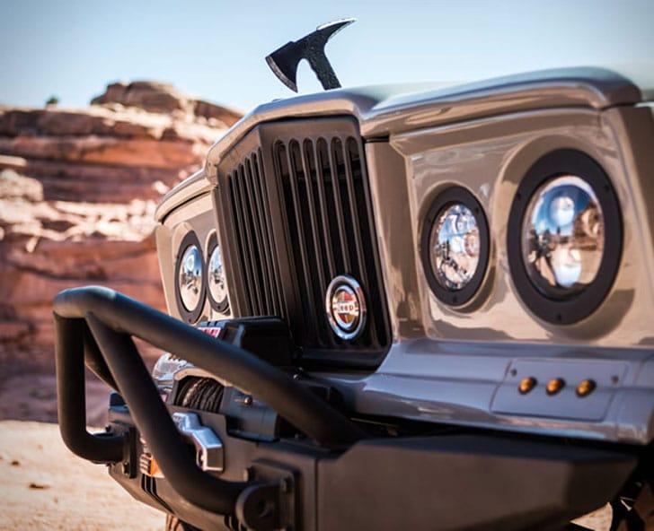 Roamr Jeep Gladiator Tomahawk