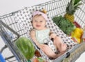 Shopping Cart Baby Hammock
