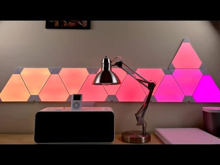 Smart Lighting Panels