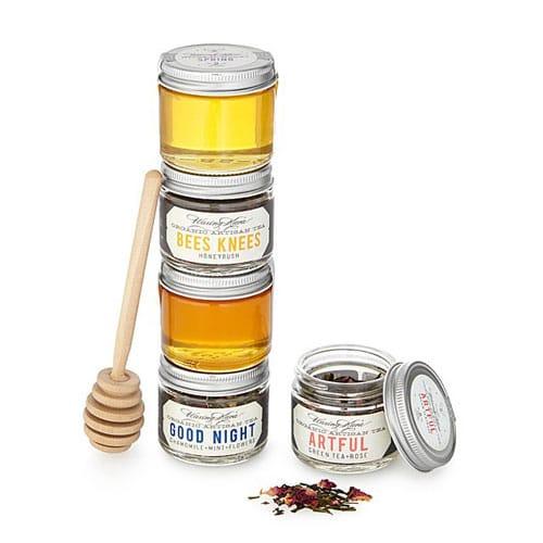 Tea & Honey Tower