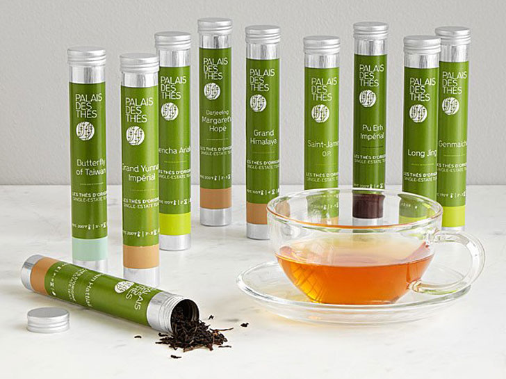 Tea from Around the World Set