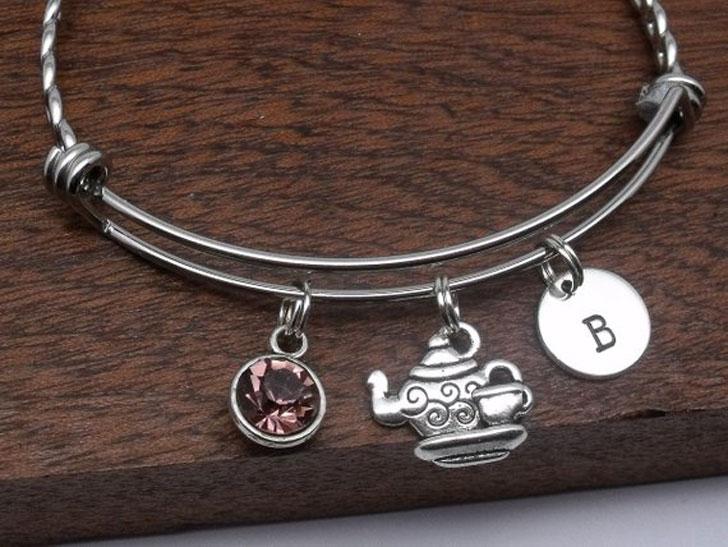 Teapot Bracelet