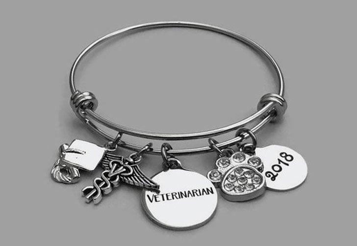 Veterinarian Charm Bracelet