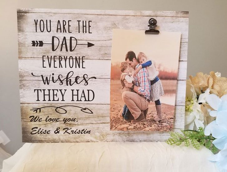 You're The Dad Everyone Wishes They Had