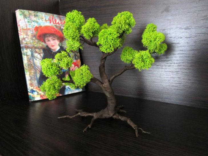 Artificial Zen Bonsai Tree