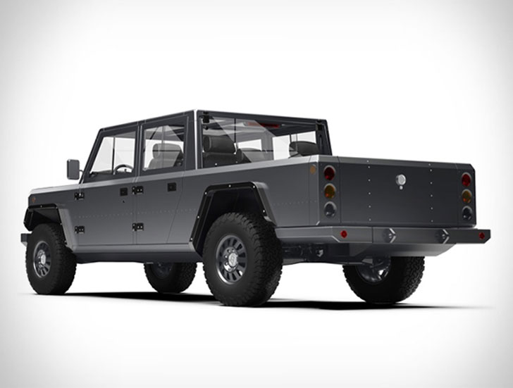 Bolinger B2 Electric Pickup Truck