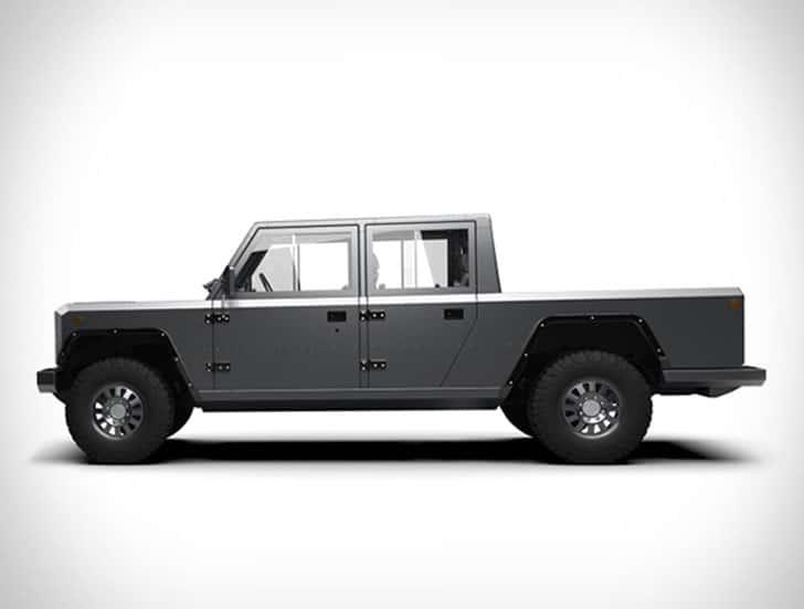 Bolinger B2 Electric Pickup Truck